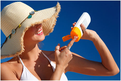 sunscreen for your skin type