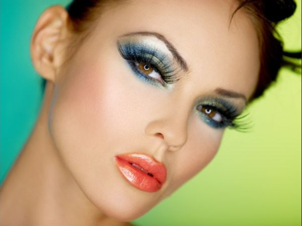 Makeup-Trends for spring