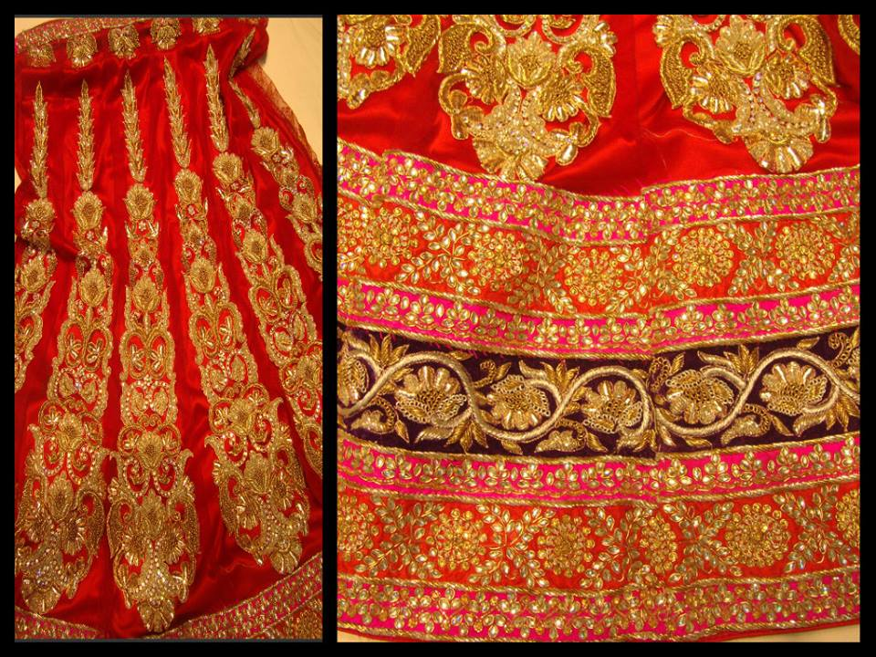 How I found my wedding Lehenga?