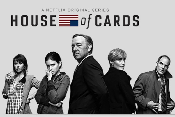 House of cards new series