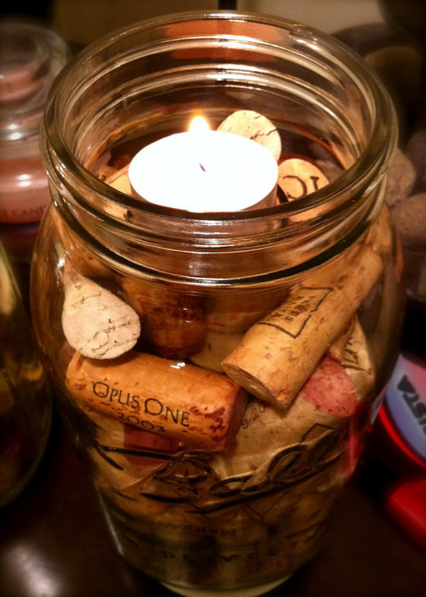 rustic-DIY-candle-holder
