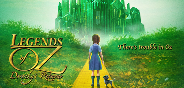 Legends of Oz- Dorothy's Return