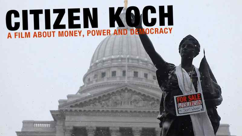 citizen koch movie poster