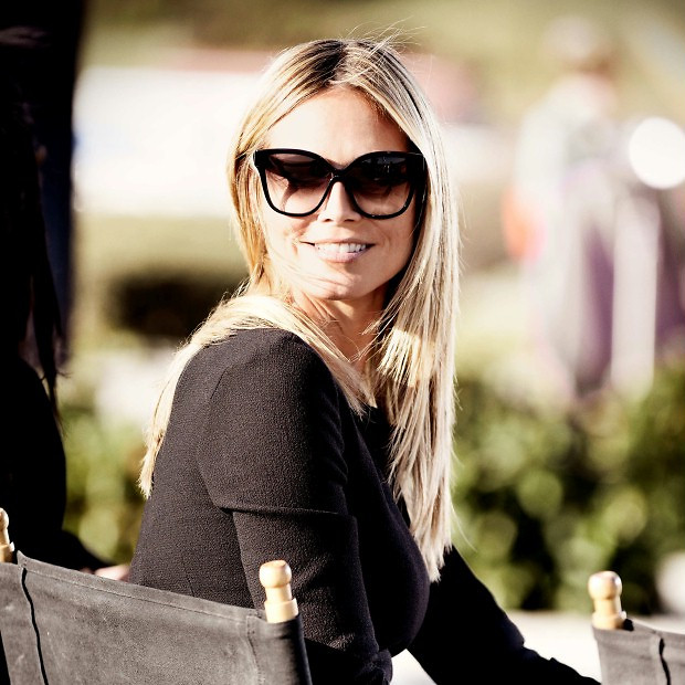 heidi-klum square face shape sunglasses