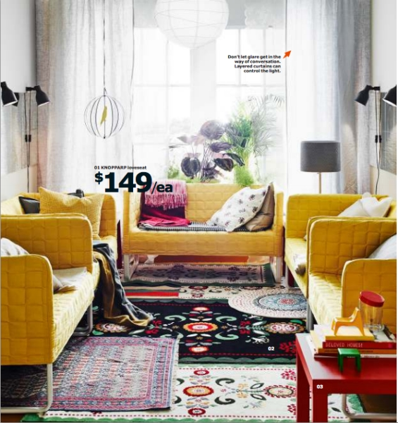 Ikea 2015 catalog redesign your home Redesign your home