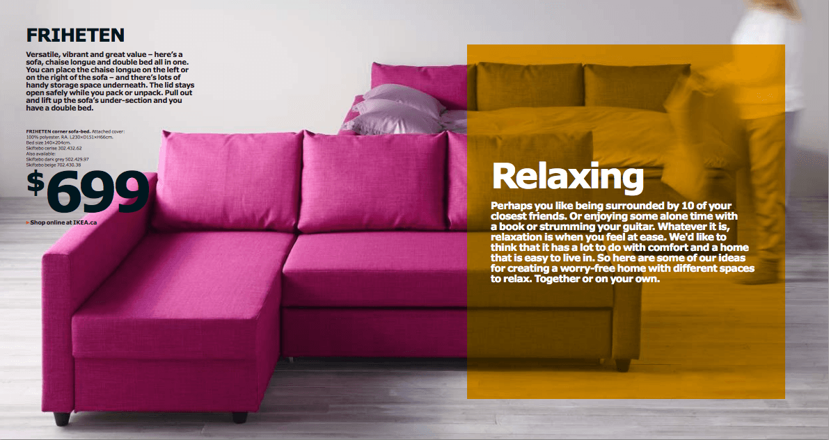 IKEA 2015 Catalog: Redesign Your Home