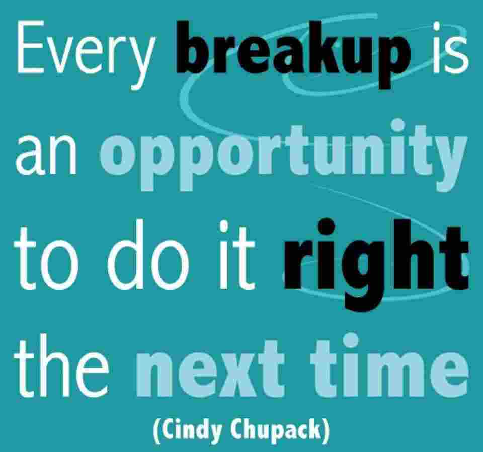 breakup quote