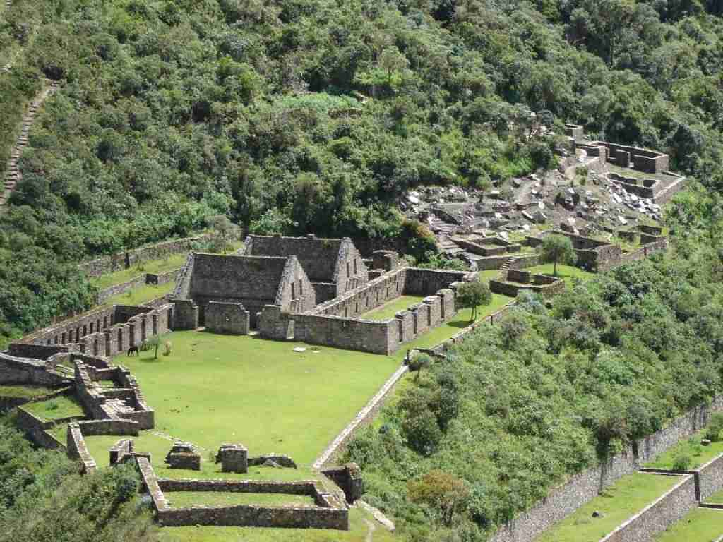 places to visit Choquequirao Archaeological Park, Peru