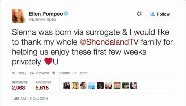 Ellen-Pompeo-Has-Second-baby