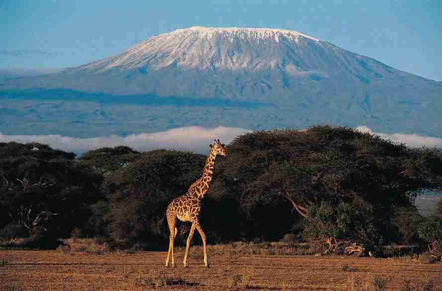 places to visit Snows of Kilimanjaro, Tanzania