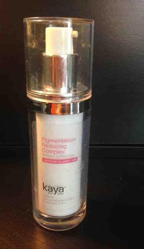 Kaya Skin Clinic Pigmentation Reducing Complex Intense Clarify HD