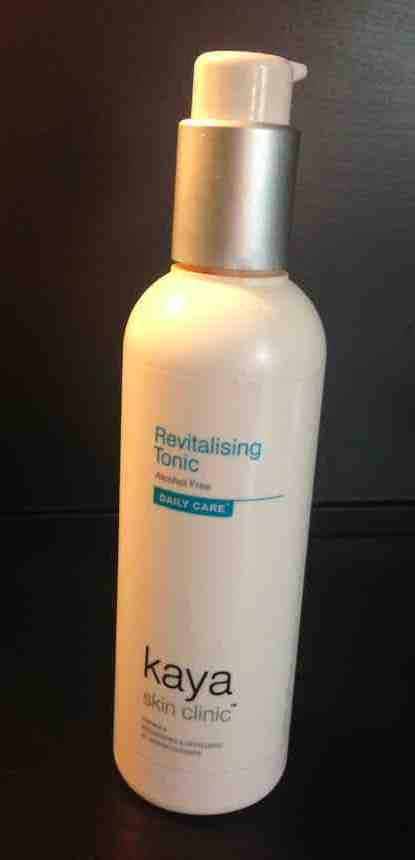 Kaya Skin Clinic Revitalizing Tonic Review