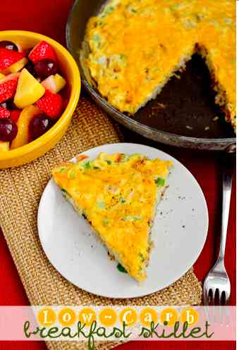 15 Low carb Breakfast Recipes