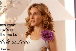 12 Carrie Bradshaw quotes on Fashion