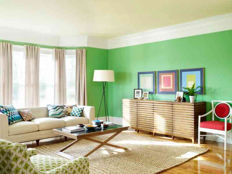 How to choose best colors for home?