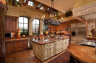 traditional kitchen decor ideas